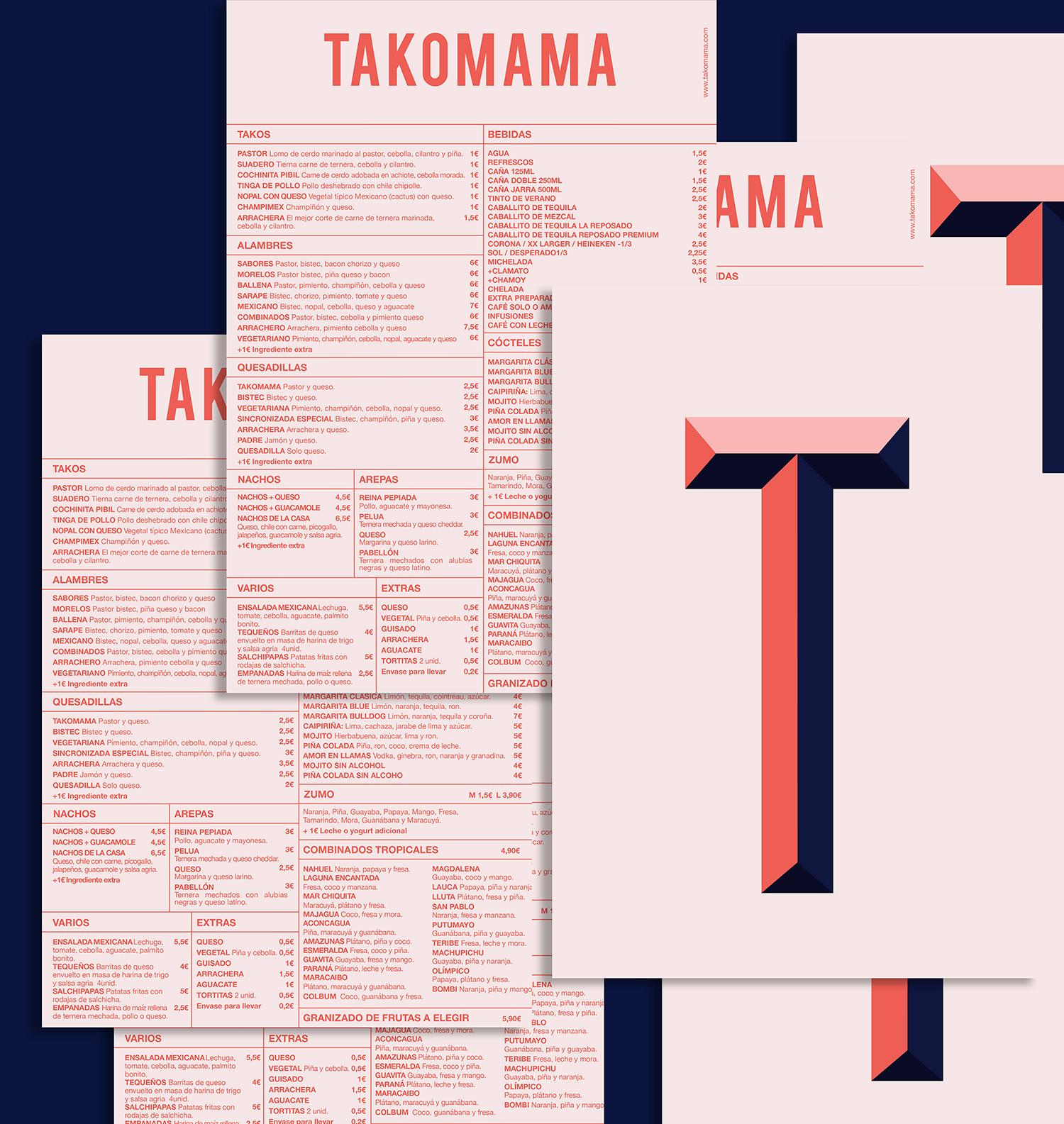 TAKOMAMA_Elementos